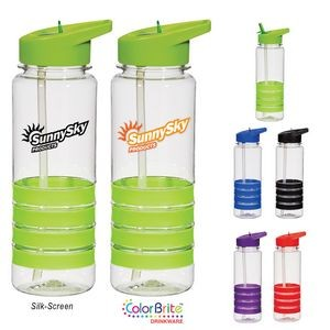24 Oz. Tritan™ Banded Gripper Bottle
