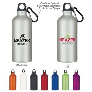 20 Oz. Aluminum Tundra Bike Bottle